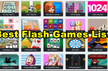 old flash games